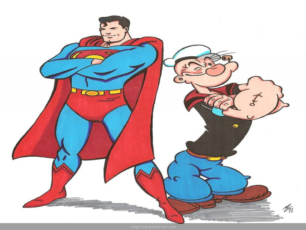 popeye vs superman