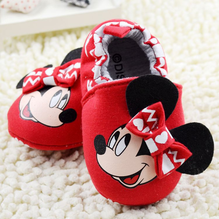 Minnie Baby Shoes