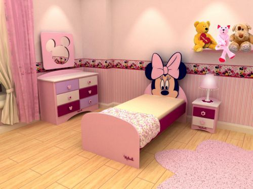 minnie maus zimmer bilder minnie maus zimmer bild und foto. Black Bedroom Furniture Sets. Home Design Ideas