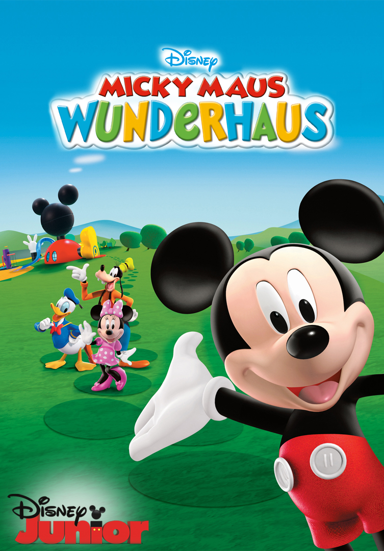mickey mouse im wunderhaus