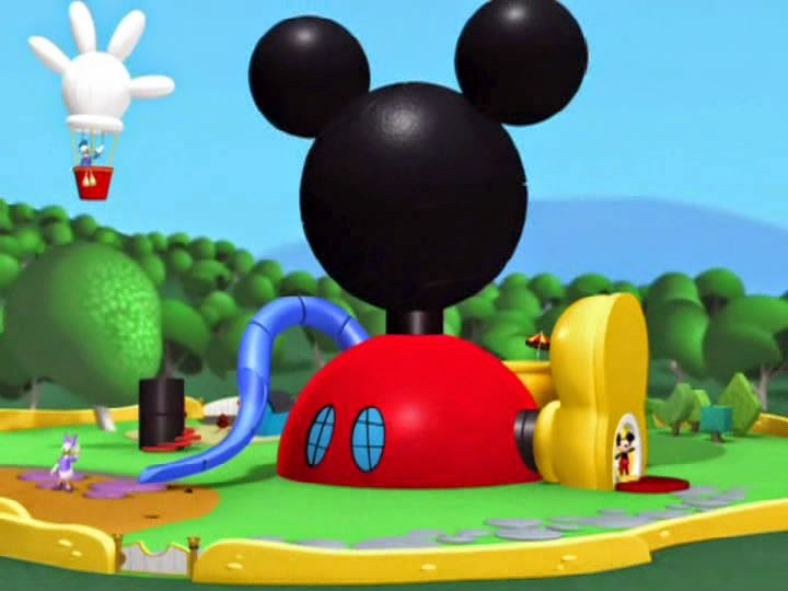 La Casa De Mickey Mouse Hot Dog