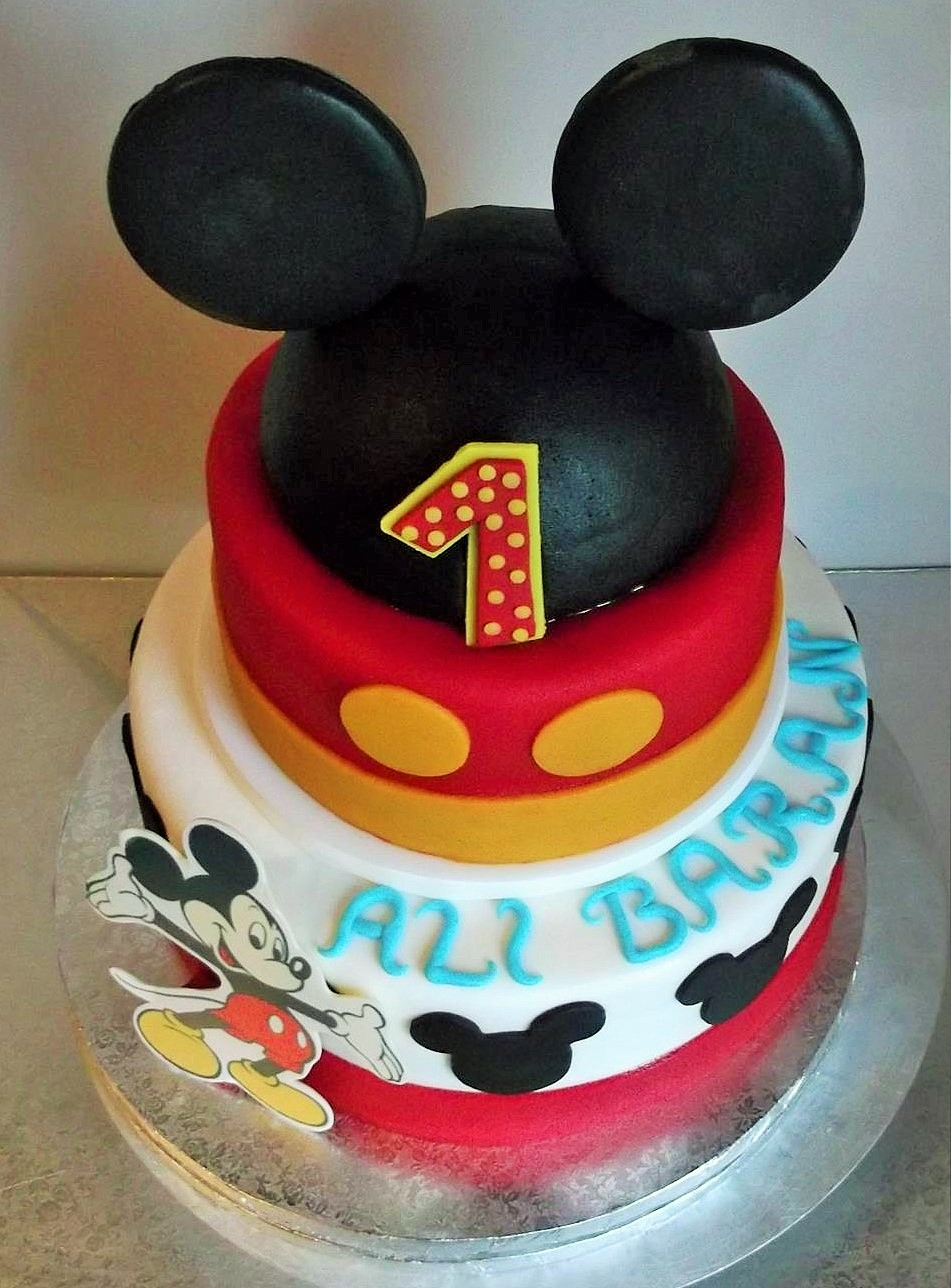 Micky Maus Küche | Micky Maus Kuchen Bilder Micky Maus Kuchen Bild Und Foto