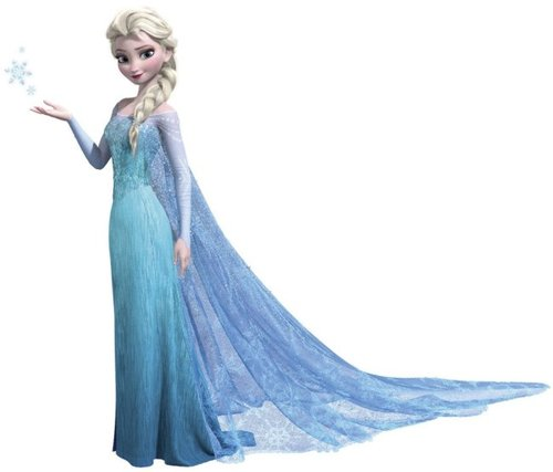 teenage elsa frozen