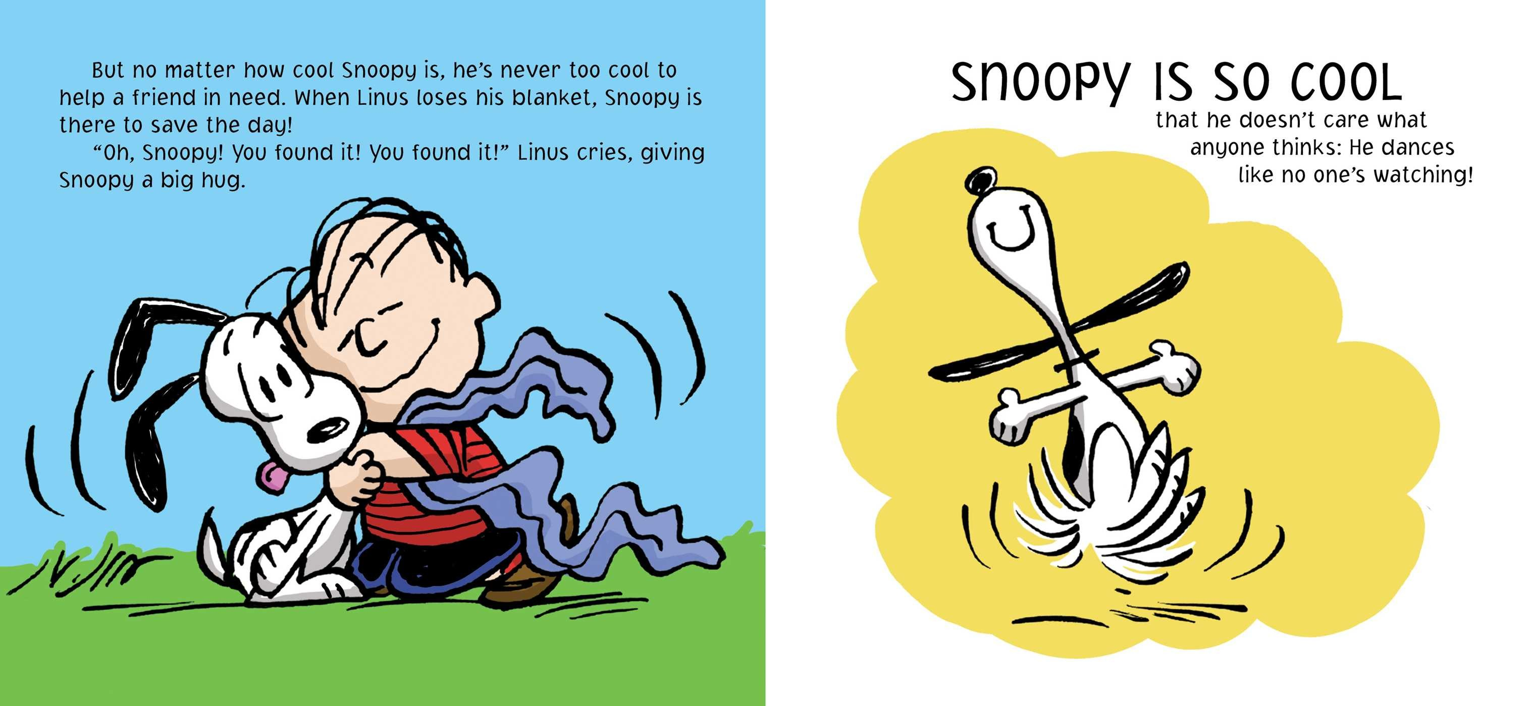 The Gallery For --> Linus Peanuts Wallpaper