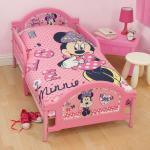 minnie maus bett
