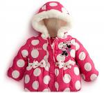 minnie maus jacke