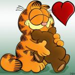 garfield love
